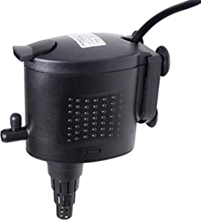 AQUANEAT 60/130/210/320GPH Aquarium Powerhead, Filtration, Oxygenation, Circulation Submersible Water Pump for Fish Tank, ...