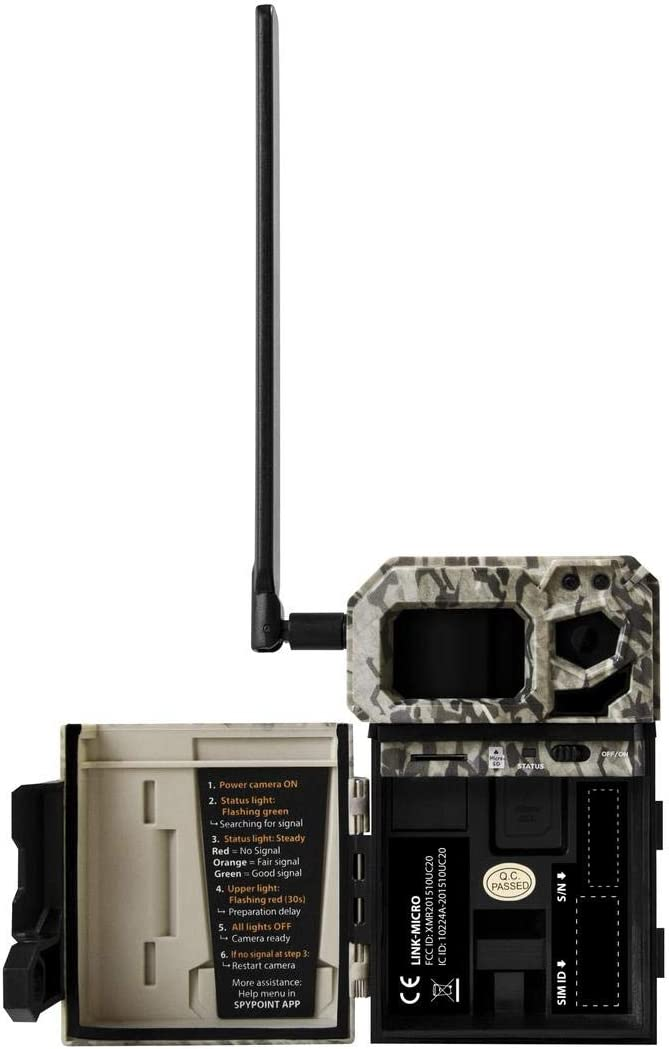 trail cams for stalking