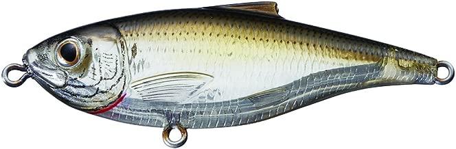 LIVETARGET Scaled Sardine Suspending Twitchbait 3