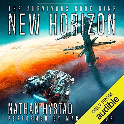 Page de couverture de New Horizon