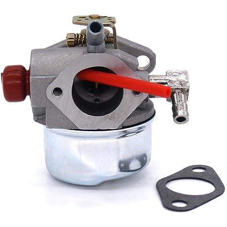 Carburetor For Tecumseh TORO Recycler Lawnmower 20016 20017 20018 Carb  C-8-4 E1
