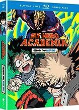 My Hero Academia Season 2 Part 2 Blu-Ray/DVD(僕のヒーローアカデミア 第2期 パート2 26-38話)