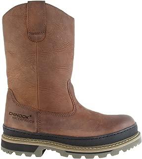 chinook rain boots
