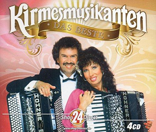 Kirmesmusikanten - Das Beste - 4 CDs - Aus der TV-Werbung!
