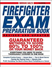 Norman Hall's Firefighter Exam Preparation Book (text only) 3rd (Third) edition by N. Hall