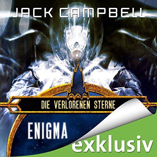 Enigma audiobook cover art