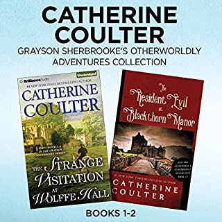 Grayson Sherbrooke's Otherworldly Adventures Collection, Books 1-2 cover art