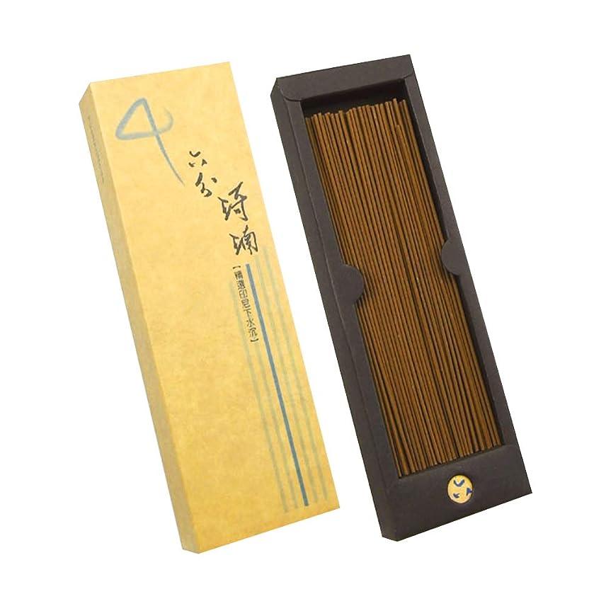 発明する規制余暇Fushankodo お香スティック Liu -Fen Chi-Nan Agarwood アロエスウッド アギラウッド ソロンとマノクワリの素材 インドネシア製 100%天然 化学添加なし 135mm