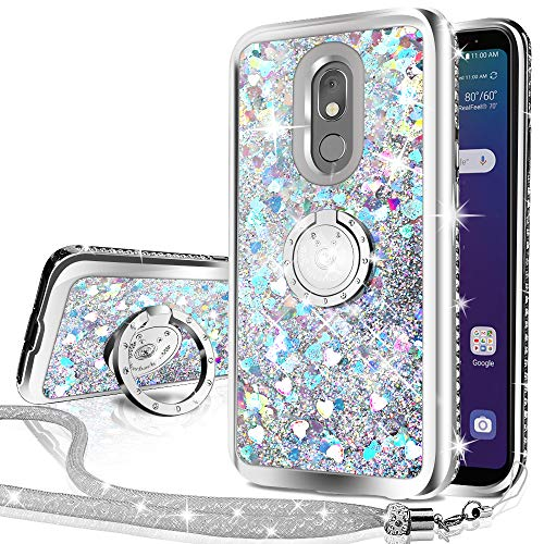 LG Stylo 5 Bling Diamond Case by Silverback