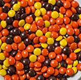 Reese's Pieces, Unwrapped, Bulk (7 Pounds) Delicious Peanut Butter in a Crunchy Candy Shell - Great for Easter, Baking, Snack Mixes, Ice-Cream Toppings and More!