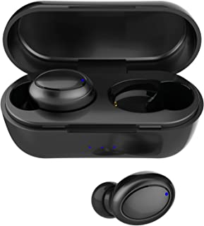 True Wireless Earbuds, Vaupan Bluetooth 5.0 Earphones with Charging Case in-Ear Ear Buds Easy-Pairing IPX5 Waterproof Ster...