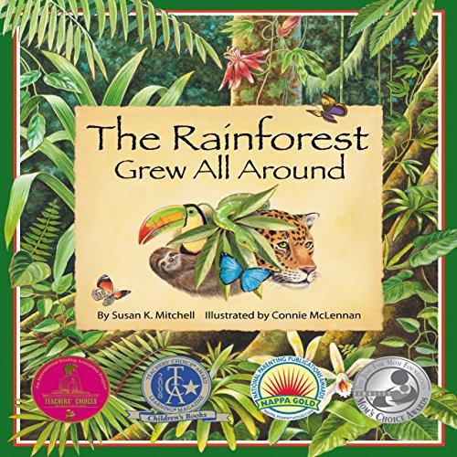 The Rainforest Grew All Around  Audiolibri