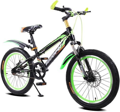 hasta un 50% de descuento Bicicletas Ciclismo, Cochecito de bebé, Macho y y y Hembra, Bicicleta de Montaña de 16 Pulgadas, Triciclo Infantil Templado de Bicicleta de 5-8 años (Color  rojo)  alto descuento
