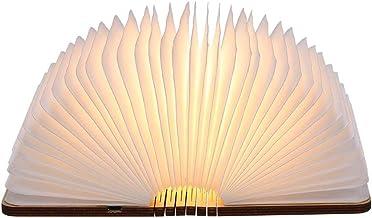 Tomshine Stimmungsbeleuchtung,Buch Lampe,Nachttischlampe,Tis