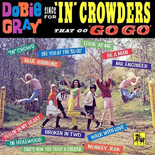 Dobie Gray Sings For In Crowders [Lp]