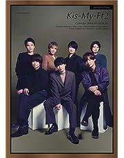 ジャニーズ事務所公認 Kis-My-Ft2カレンダー 2019.4-2020.3 ([カレンダー])