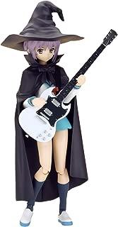 Max Factory The Melancholy of Haruhi Suzumiya: Yuki Nagato Figma Action Figure Evil Witch Ver