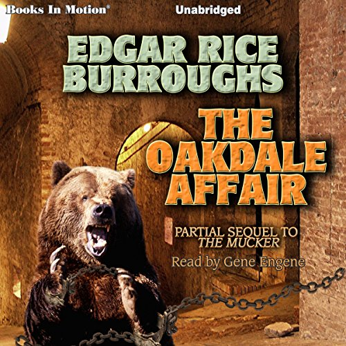 Couverture de The Oakdale Affair