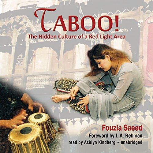 Taboo!  Audiolibri