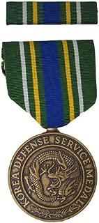 US Military Korean Defense Service Medal