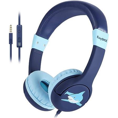 Easysmx Kinderkopfhörer Ohren Verkabelt Elektronik