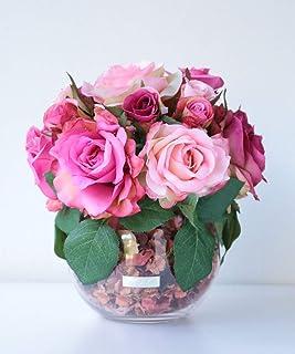 (エミリオロバ) EMILIO ROBBA TTITC10110 バラ ローズ ポプリ 香り 花 アレンジメント アートフラワー ギフト お祝い