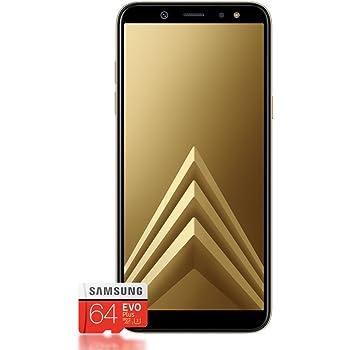 Samsung F de sma600 F zdamz Galaxy A6 15,74 cm (6,2 Pulgadas) Smartphone (Pantalla táctil, 32 GB de Memoria Interna, Android) Lavender: Amazon.es: Electrónica