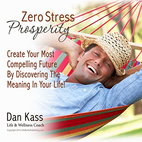 Zero Stress Prosperity audiobook cover art