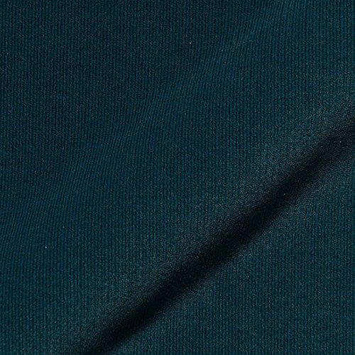 Stoff Polsterstoff Möbelstoff Bezugsstoff Meterware für Stühle, Eckbänke, etc. - Casino Blau Uni - MUSTER