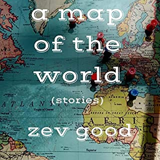 A Map of the World audiobook cover art
