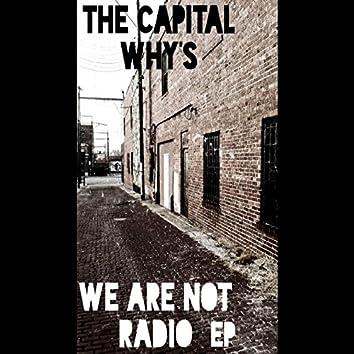 We Are Not Radio