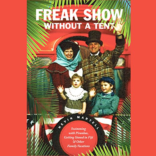 Freak Show Without a Tent cover art