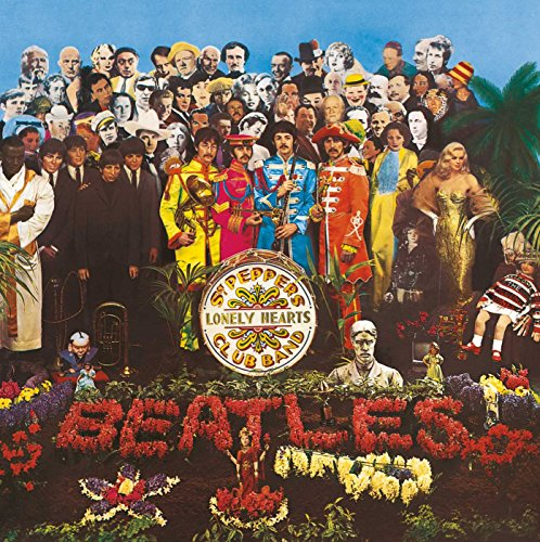 The Sgt. Pepper's Lonely Hearts Club Band (Ltd. Super Deluxe) (4 CDs, 1 DVD, 1 Blu-Ray) in Vinyl Verpackung
