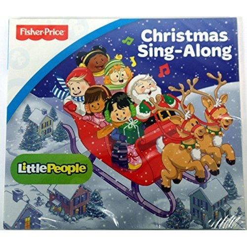 Fisher-Price Little People Christmas Sing-Along