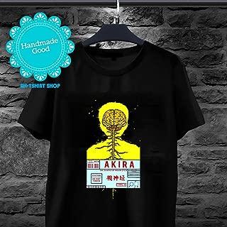 Akira 1988 4 Prints T-Shirt for men and women