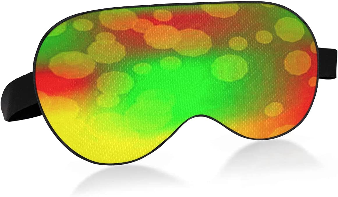 Sleep Mask San Francisco Mall with Eyes That Block Sprin and Dry Animer price revision Light Relieve