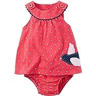 Carter's Baby Girls' 1 Pc 118h108