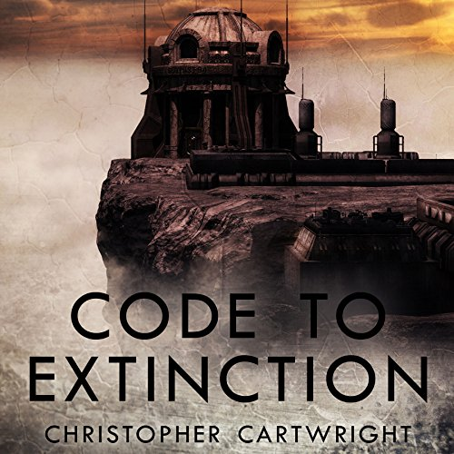 Code to Extinction audiobook cover art