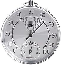 A0127 HT9100 - Termómetro analógico para interiores (higrómetro, medidor de temperatura y humedad)
