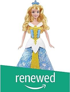 (Renewed) Mattel Disney Princess Sleeping Beauty Color Changing Dress Doll, Multi Color