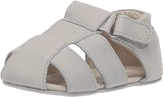 Robeez Baby Boy's Sandal-First Kicks Crib Shoe