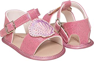 Sandalia de Menina Feminino Pimpolho BR Rosa