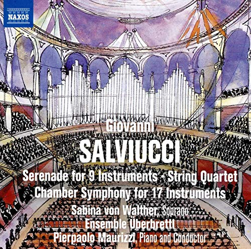Serenade for 9 Instruments - String Quartet - Cham
