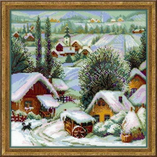 Weekly update Riolis Serbisches Dorf Multicoloured 0.1 x cm Sale Special Price 40.0