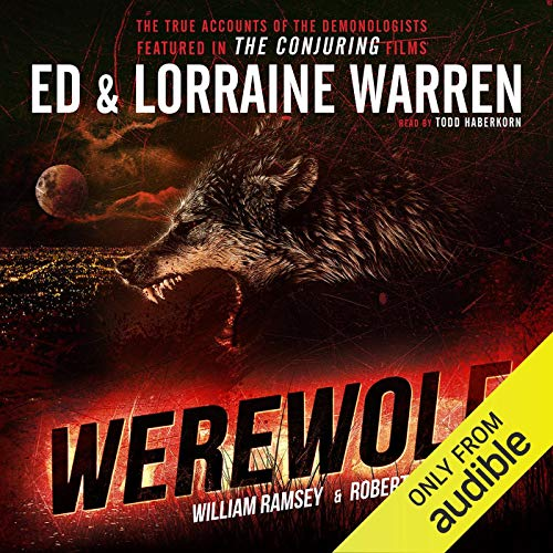 Werewolf audiobook cover art