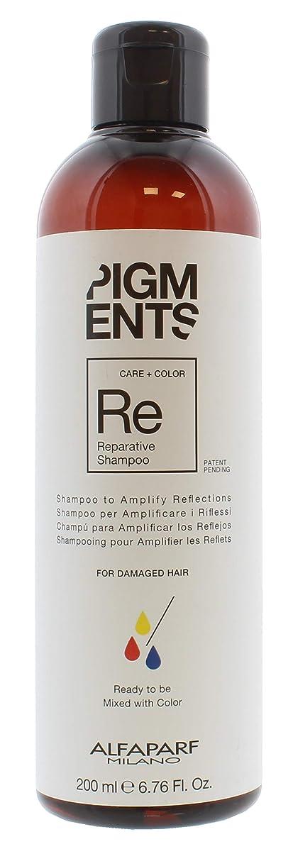 インポートルー重くするアルファパルフ Pigments Reparative Shampoo (For Damaged Hair) 200ml/6.76oz並行輸入品