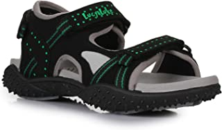 Liberty Lucy & Luke Black Kids Non-Leather Casual Sandal