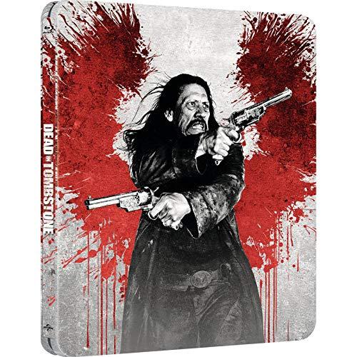 Dead In TombStone : UK Exclusive Blu-ray Steelbook