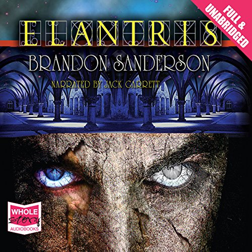 Elantris cover art