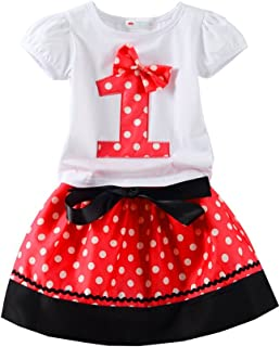 minnie 1st birthday dress